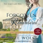 Forgotten & Remembered by  Bree Wolf audiobook
