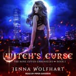 Witch's Curse by  Jenna Wolfhart audiobook