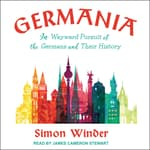 Germania by  Simon Winder audiobook