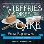 Mrs. Jeffries Takes the Cake by  Emily Brightwell audiobook