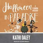 Halloween in Paradise by  Kathi Daley audiobook