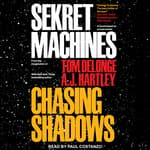 Sekret Machines Book 1 by  A. J. Hartley audiobook
