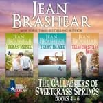 The Gallaghers of Sweetgrass Springs Boxed Set Two by  Jean Brashear audiobook