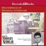 Masterpieces of Medieval Literature by  Timothy B. Shutt audiobook