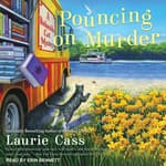 Pouncing on Murder by  Laurie Cass audiobook