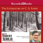 The Literature of C.S. Lewis by  Timothy B. Shutt audiobook