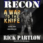 Recon by  Rick Partlow audiobook