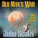 Old Man's War by  John Scalzi audiobook