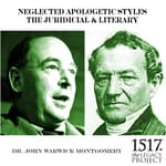 Neglected Apologetic Styles by  Dr. John Warwick Montgomery audiobook