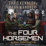 Alpha Contracts by  Chris Kennedy audiobook