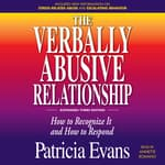 The Verbally Abusive Relationship, Expanded Third Edition by  Patricia Evans audiobook