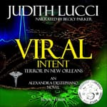 Viral Intent by  Judith Lucci audiobook