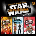 Star Wars Join the Resistance, Books 1–3 by  Ben Acker audiobook