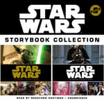 Star Wars Storybook Collection by  Disney Press audiobook