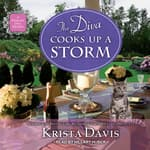 The Diva Cooks Up a Storm by  Krista Davis audiobook
