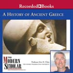 A History of Ancient Greece by  Eric Cline audiobook