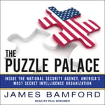 The Puzzle Palace by  James Bamford audiobook