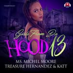 Girls from da Hood 13 by  Ms. Michel Moore audiobook