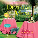 Death on the Menu by  Lucy Burdette audiobook