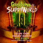 Escape from Shudder Mansion by  R. L. Stine audiobook