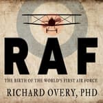 RAF by  Richard Overy audiobook