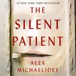 The Silent Patient by  Alex Michaelides audiobook