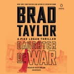 Daughter of War by  Brad Taylor audiobook