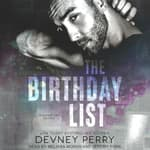 The Birthday List by  Devney Perry audiobook