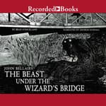 The Beast Under the Wizard's Bridge by  John Bellairs audiobook