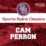 Sports Byline: Cam Perron by  Ron Barr audiobook