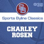Sports Byline: Charley Rosen by  Ron Barr audiobook