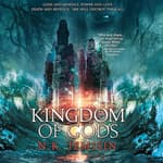 The Kingdom of Gods by  N. K. Jemisin audiobook