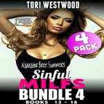 Sinful MILFS - Cougar Erotica by  Tori Westwood audiobook
