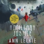 Ancillary Justice by  Ann Leckie audiobook