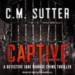 Captive by  C.M. Sutter audiobook