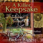 A Killer Keepsake by  Ellery Adams audiobook