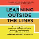Learning Outside The Lines by  David Cole audiobook