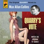 Quarry's Vote by  Max Allan Collins audiobook