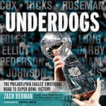 Underdogs by  Zach Berman audiobook