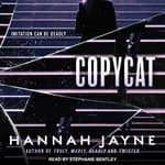 Copycat by  Hannah Jayne audiobook