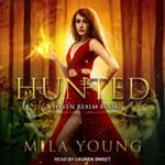 Hunted by  Mila Young audiobook
