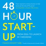48-Hour Start-Up by  Fraser Doherty MBE audiobook