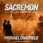Sacremon by  Michael Chatfield audiobook