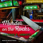 Murder on the Rocks by  Allyson K. Abbott audiobook