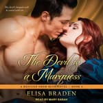 The Devil Is a Marquess by  Elisa Braden audiobook