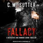 Fallacy by  C.M. Sutter audiobook