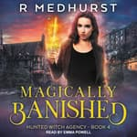 Magically Banished by  Rachel Medhurst audiobook