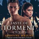 Taste of Torment by  Suzanne Wright audiobook