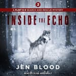 Inside the Echo by  Jen Blood audiobook