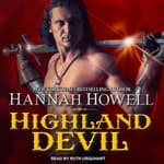 Highland Devil by  Hannah Howell audiobook